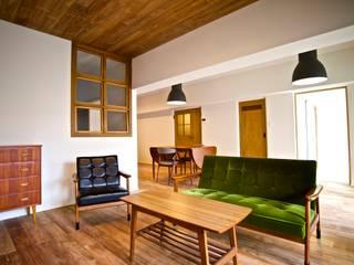 Salon de style  par ろく設計室