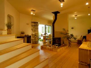 大森建築設計室 Living room
