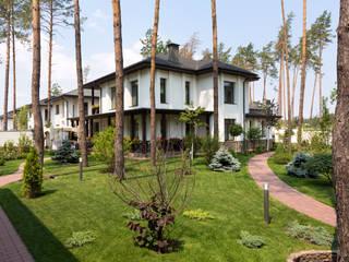 Minimalistische Häuser von MARTINarchitects Minimalistisch