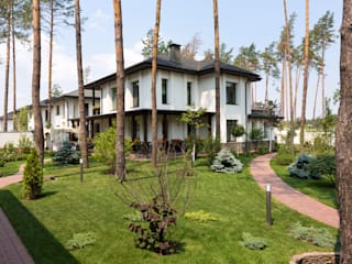Maisons minimalistes par MARTINarchitects Minimaliste