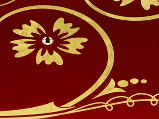 """"""" Golden Flower """": modern  von Mastroprimiano ,Modern"""
