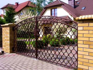 Realizacja ogrodzenia 2: styl , w kategorii  zaprojektowany przez Armet