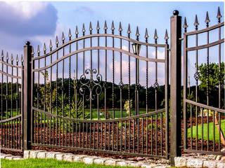 Realizacja ogrodzenia 6: styl , w kategorii  zaprojektowany przez Armet