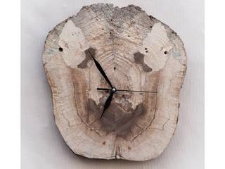Zegar ECO: styl , w kategorii  zaprojektowany przez Meble Gdańskie - Zbigniew Żurawski