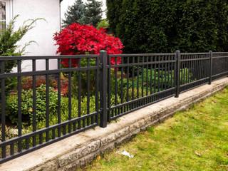 Realizacja ogrodzenia 14: styl , w kategorii  zaprojektowany przez Armet