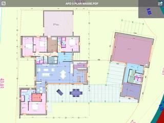 Maison Bois Rt2012 Biotique par Arboresens