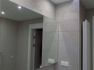 Minimalism in bathroom Minimalist style bathroom by Luxum Minimalist