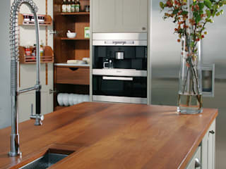 Worktops Bordercraft Modern style kitchen