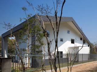 和歌山の住宅 S邸 オリジナルな 家 の spray オリジナル