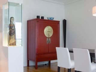 Apartamento em Telheiras - Lisboa por adoroaminhacasa Eclético