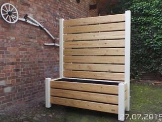 Designwerkstatt-Kirk Garden Fencing & walls
