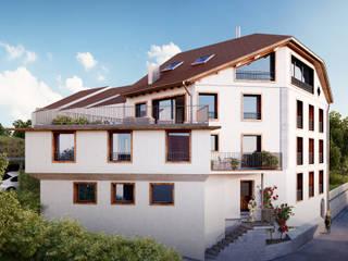 rustieke & brocante Huizen door von Mann Architektur GmbH