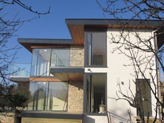 The Lindens Modern houses by MAA Architects Modern
