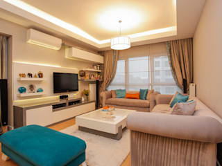 Living room by Canan Delevi