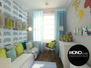 MONOstudio ห้องนอนเด็ก