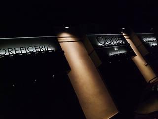 Illuminazione LED Gioielleria Negozi & Locali commerciali in stile minimalista di ECOLEDSOLUTION Minimalista