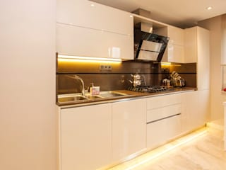 Canan Delevi Modern kitchen