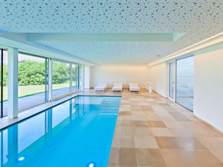 Modern Pool by OFA Architektur ZT GmbH Modern
