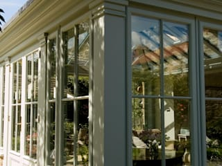 Orangeries Classic style conservatory by Franklin Windows Classic