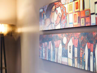 Walls by Arquiteto Gustavo Redlich & Associados, Modern