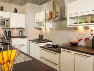 Cuisine moderne par Cocinas Plus Moderne
