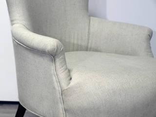 Fotel French Vintage: styl , w kategorii  zaprojektowany przez Hampton House
