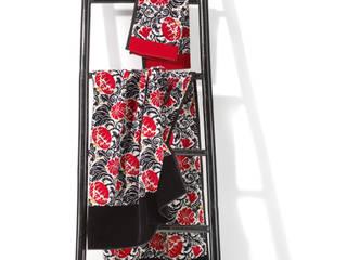 ZOE – florale Textilneuheiten von FEILER: ausgefallene Badezimmer von FEILER