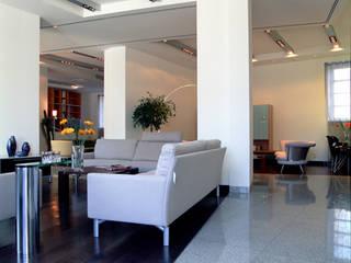Интерьер 2 Rolf Benz, Ronald Schmidt: Офисы и магазины в . Автор – Архитектурное бюро Лены Гординой