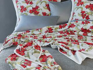 TIFFANY - florale Inspirationen von FEILER: klassische Schlafzimmer von FEILER