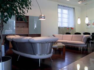 Интерьер 1 Rolf Benz, Inter;ueble, Flos, Draenert: Офисы и магазины в . Автор – Архитектурное бюро Лены Гординой