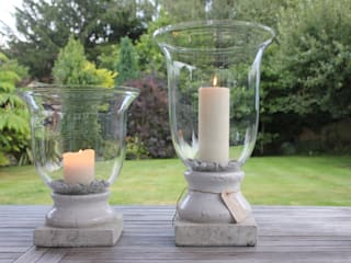 Greige - Outdoor Candle Holders and Lanterns de Greige Clásico