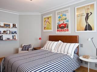 Schlafzimmer von Pereira Reade Interiores,