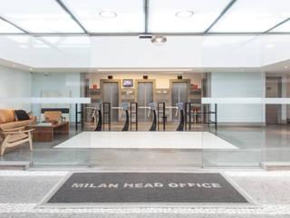 Bürogebäude von Pereira Reade Interiores,