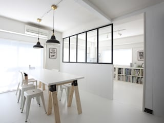maak office : maak inc.が手掛けたオフィススペース&店です。,ミニマル
