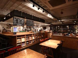 CONGRATS CAFE オリジナルなレストラン の maak inc. オリジナル