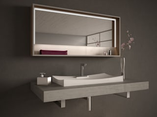 Bathroom by Lionidas Design GmbH