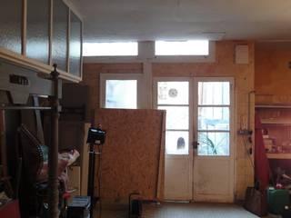 Transformation d'un local artisanal en bureaux à Laval par JA'AD