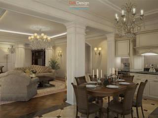 Classic Style Столовая комната в классическом стиле от DA-Design Классический