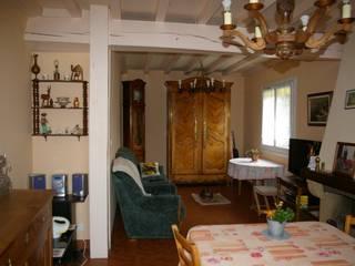 Réhabilitation d'une maison individuelle à Cesson-Sévigné par JA'AD