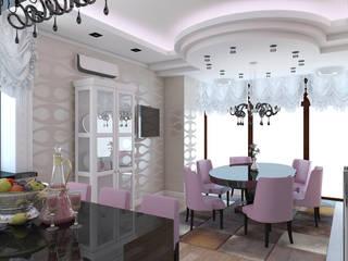 Comedores de estilo  por архитектор-дизайнер Алтоцкий Михаил (Altotskiy Mikhail), Clásico