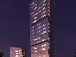 Mihrapli Business Center Bursa/Turkey Can Şimşek Mimarlık Atölyesi