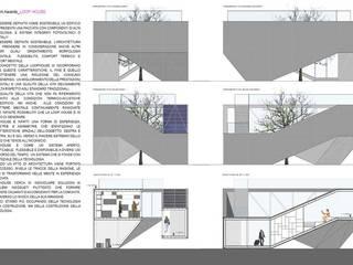 現代房屋設計點子、靈感 & 圖片 根據 HIDDENOFFICE 現代風