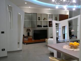 Salon moderne par Architetto Andrea Madonna Moderne