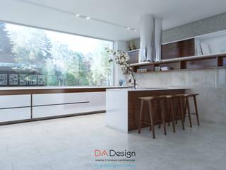 Cocinas de estilo minimalista de DA-Design Minimalista