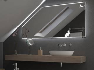 Spiegel für Dachschrägen von Lionidas Design GmbH Ausgefallen