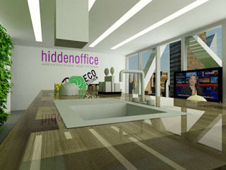 NOT ONLY FOR:  in stile  di HIDDENOFFICE