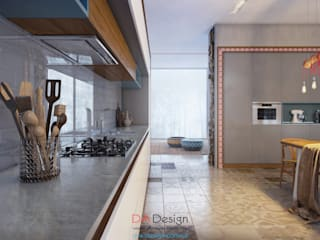 Minimalist kitchen by DA-Design Minimalist
