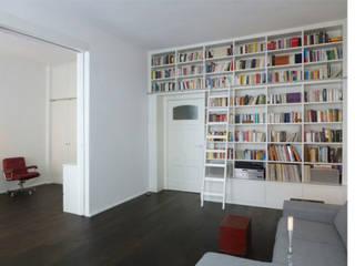 Salas / recibidores de estilo  por Goderbauer Architects, Moderno