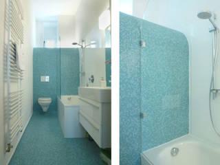 Baños de estilo  por Goderbauer Architects, Moderno