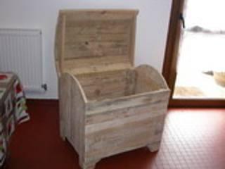 rangements en bois de récupération ! par Bois flotté de Gibus Industriel
